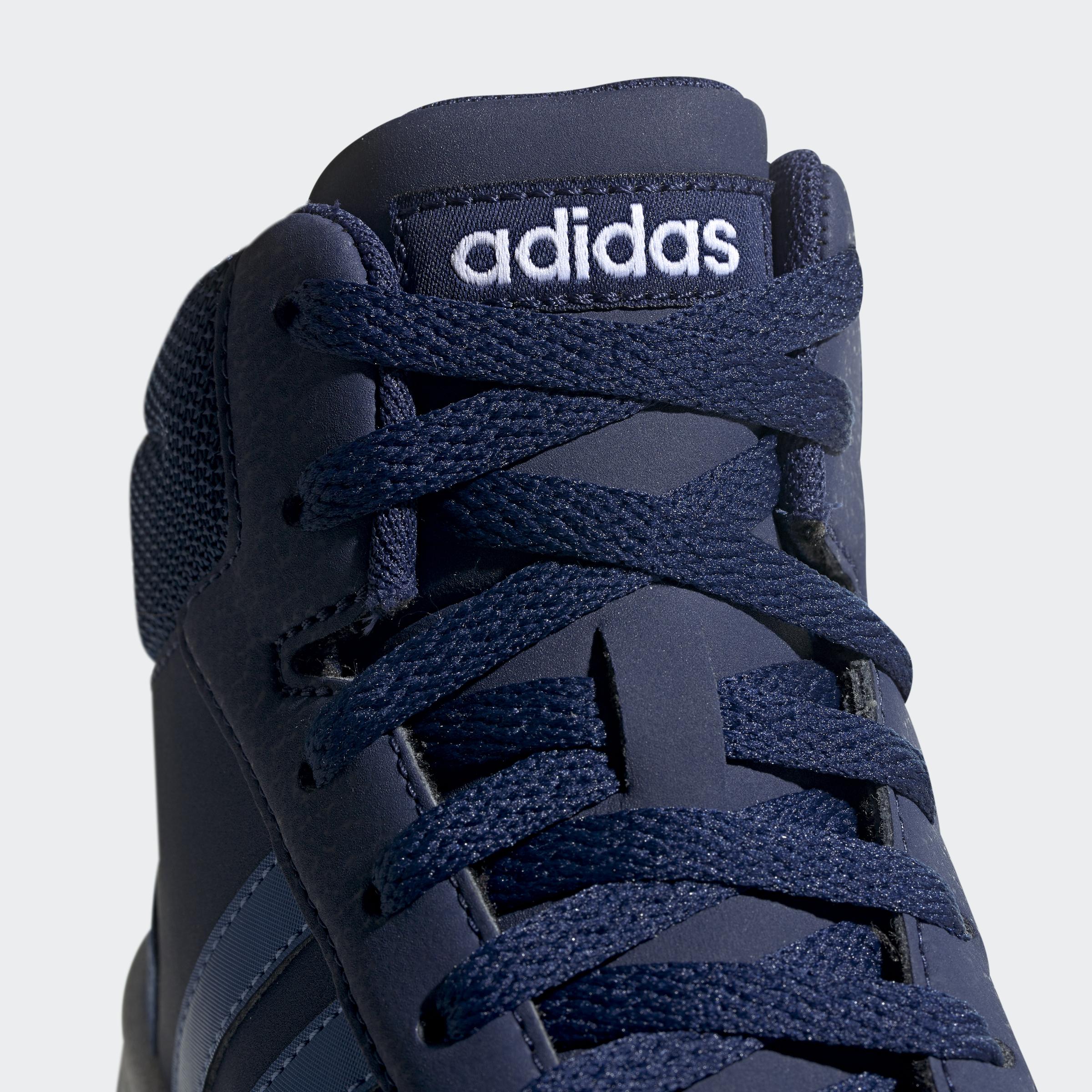 adidas-Hoops-2-0-Mid-Shoes-Kids-039-High-Tops thumbnail 10