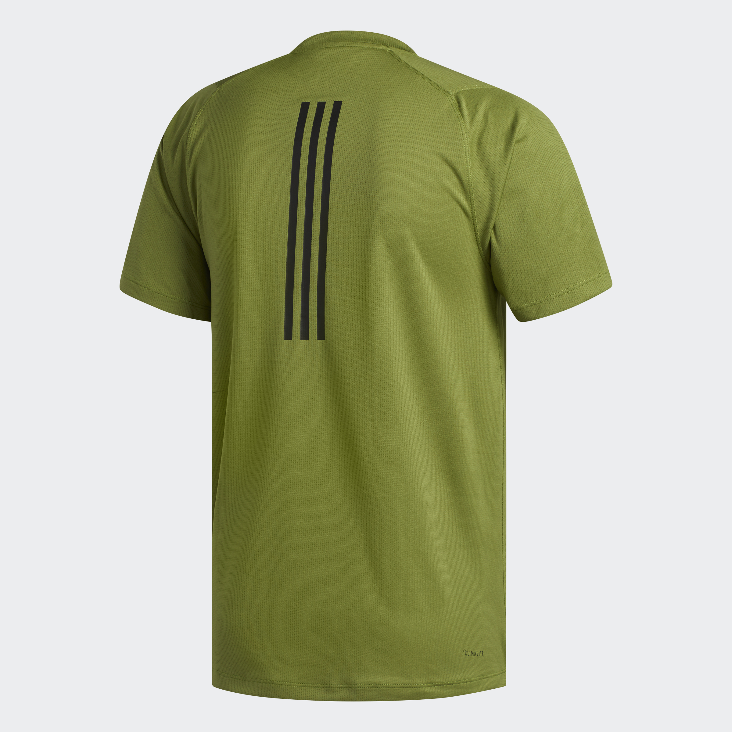adidas-FreeLift-Sport-Fitted-3-Stripes-Tee-Men-039-s-Shirts miniature 57