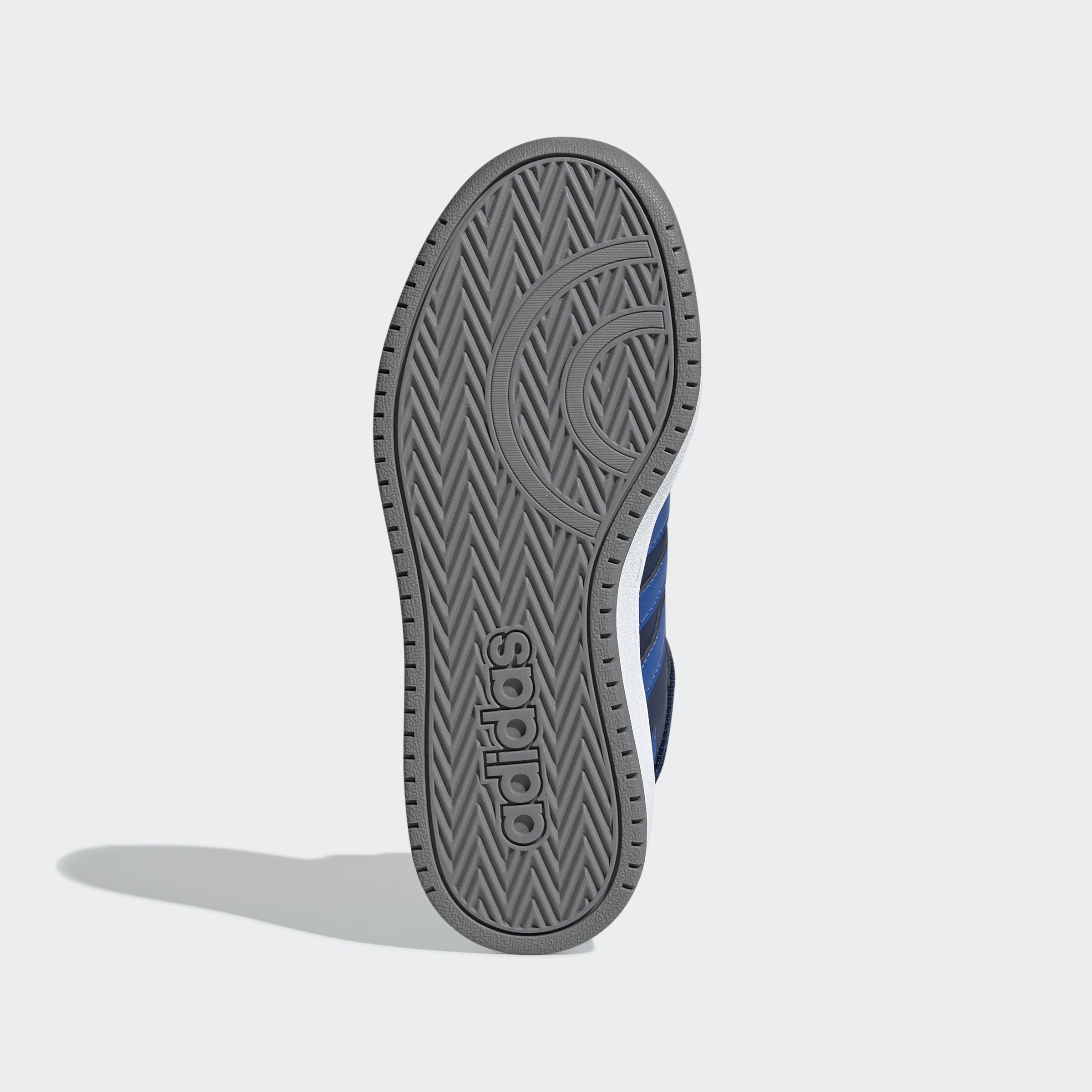 adidas-Hoops-2-0-Mid-Shoes-Kids-039-High-Tops thumbnail 13