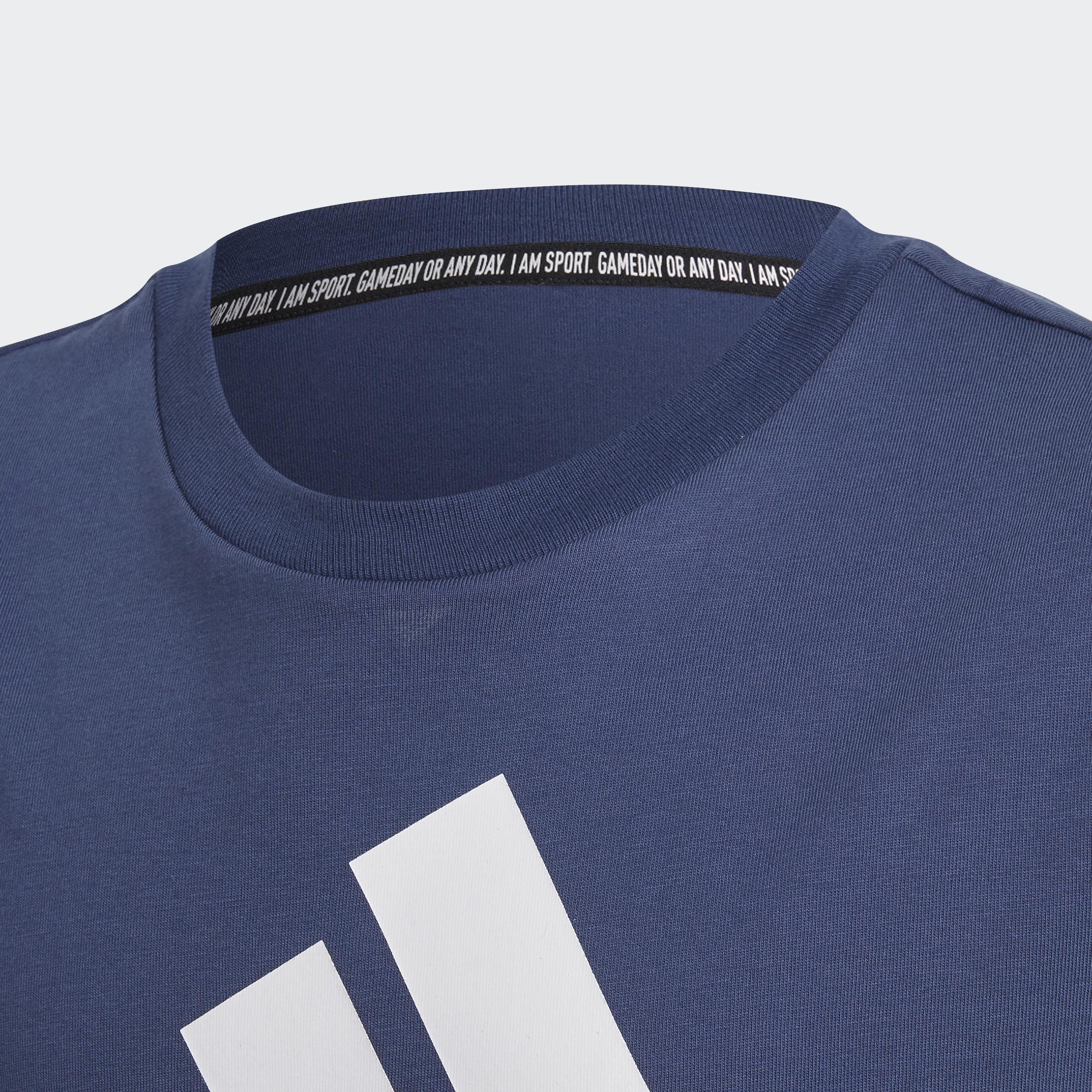 adidas-Must-Haves-Badge-of-Sport-Tee-Kids-039-Shirts thumbnail 18