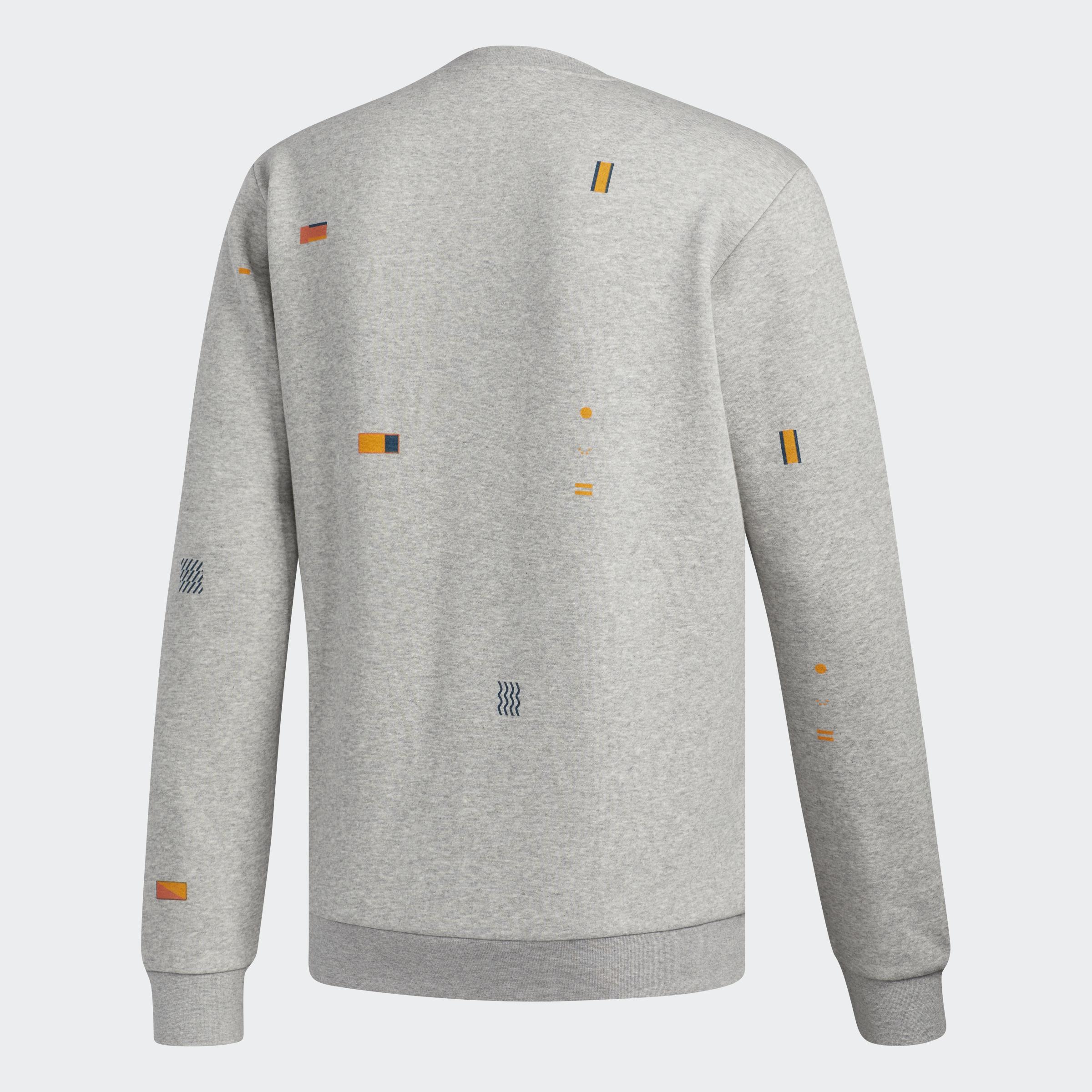 thumbnail 11 - adidas Global Citizens Crew Sweatshirt Men's Sweatshirts