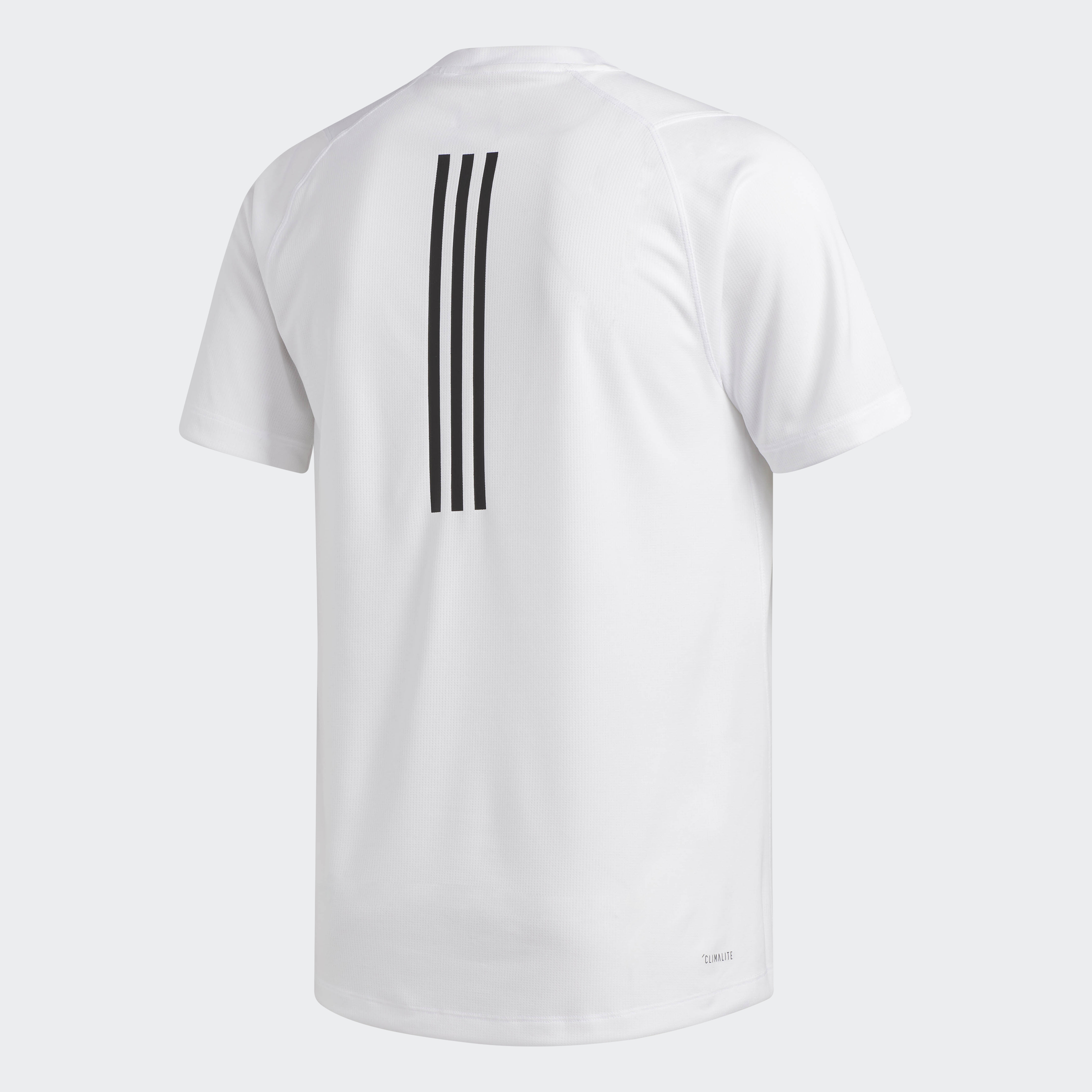 adidas-FreeLift-Sport-Fitted-3-Stripes-Tee-Men-039-s-Shirts miniature 33