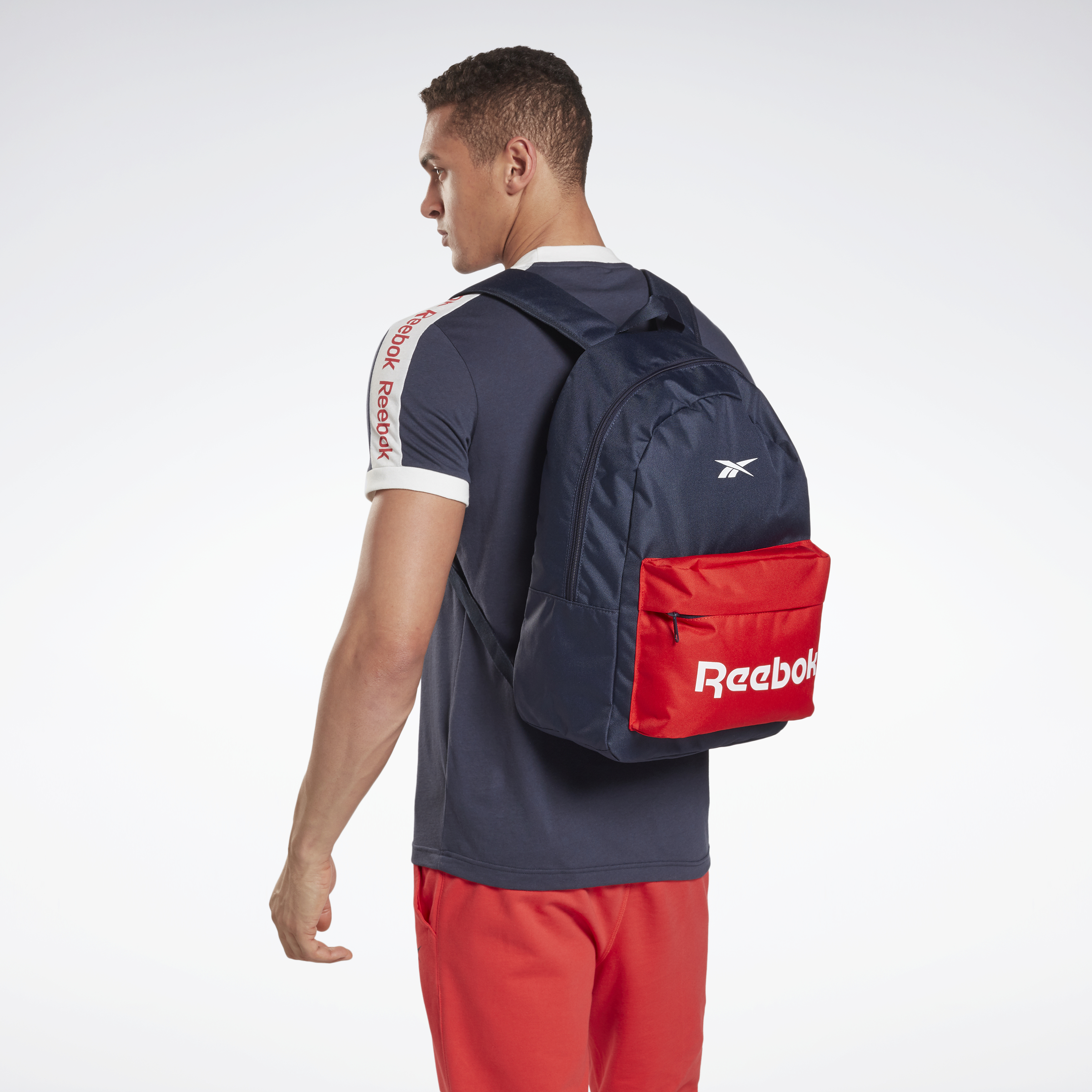 Indexbild 9 - Reebok Sport Active Core Backpack Small Herren, Damen Taschen Rucksäcke