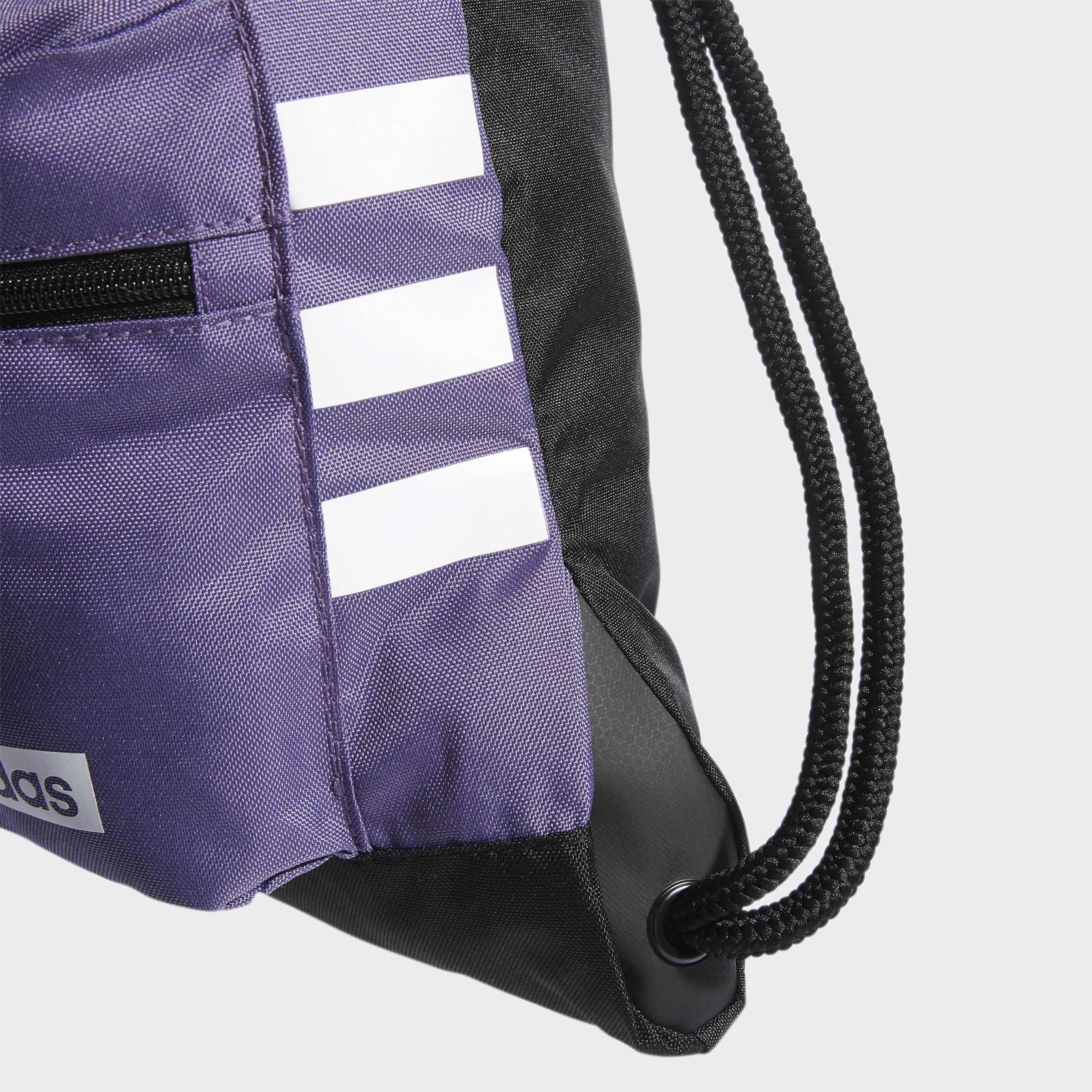 adidas-Classic-3-Stripes-Sackpack-Bags thumbnail 9