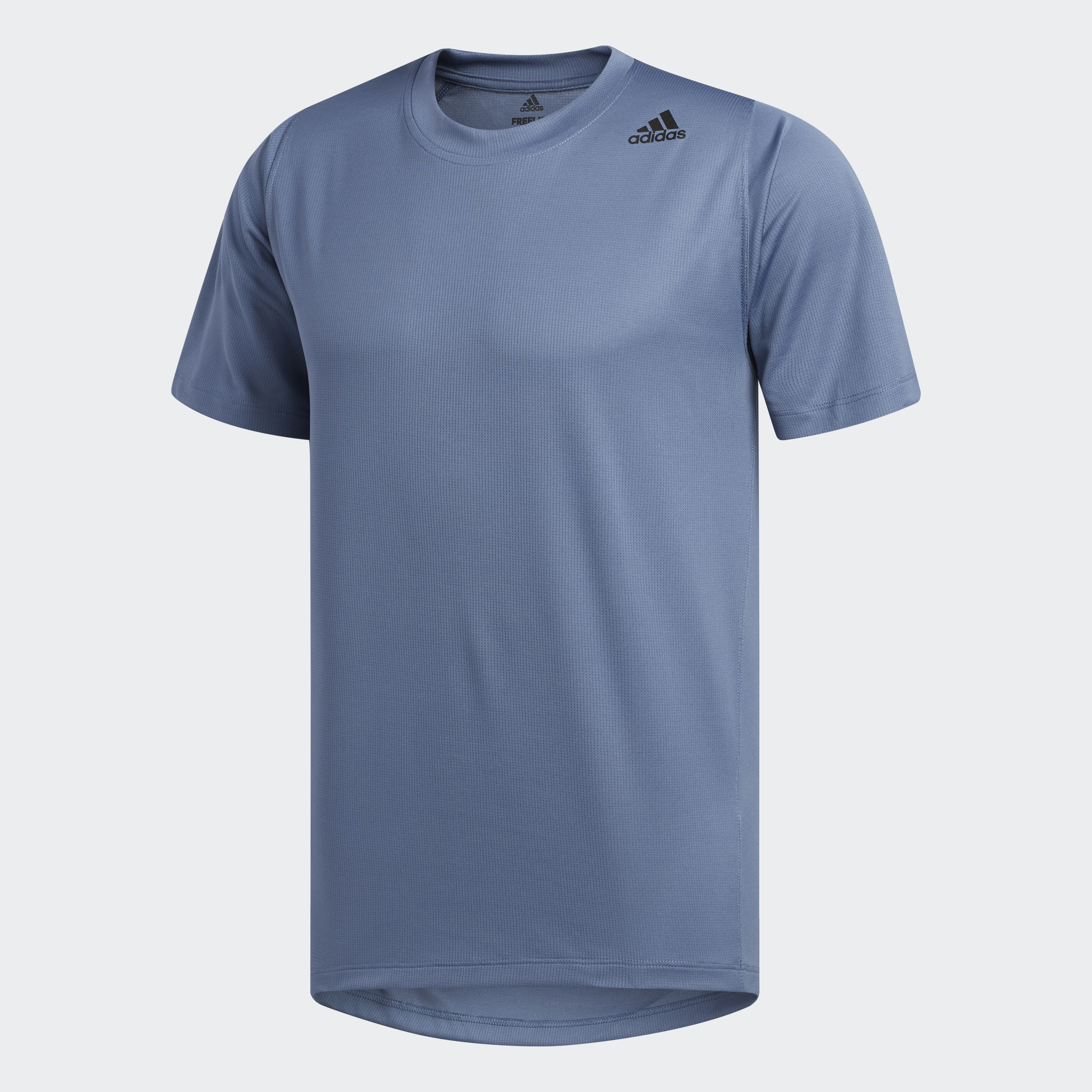 adidas-FreeLift-Sport-Fitted-3-Stripes-Tee-Men-039-s-Shirts thumbnail 40