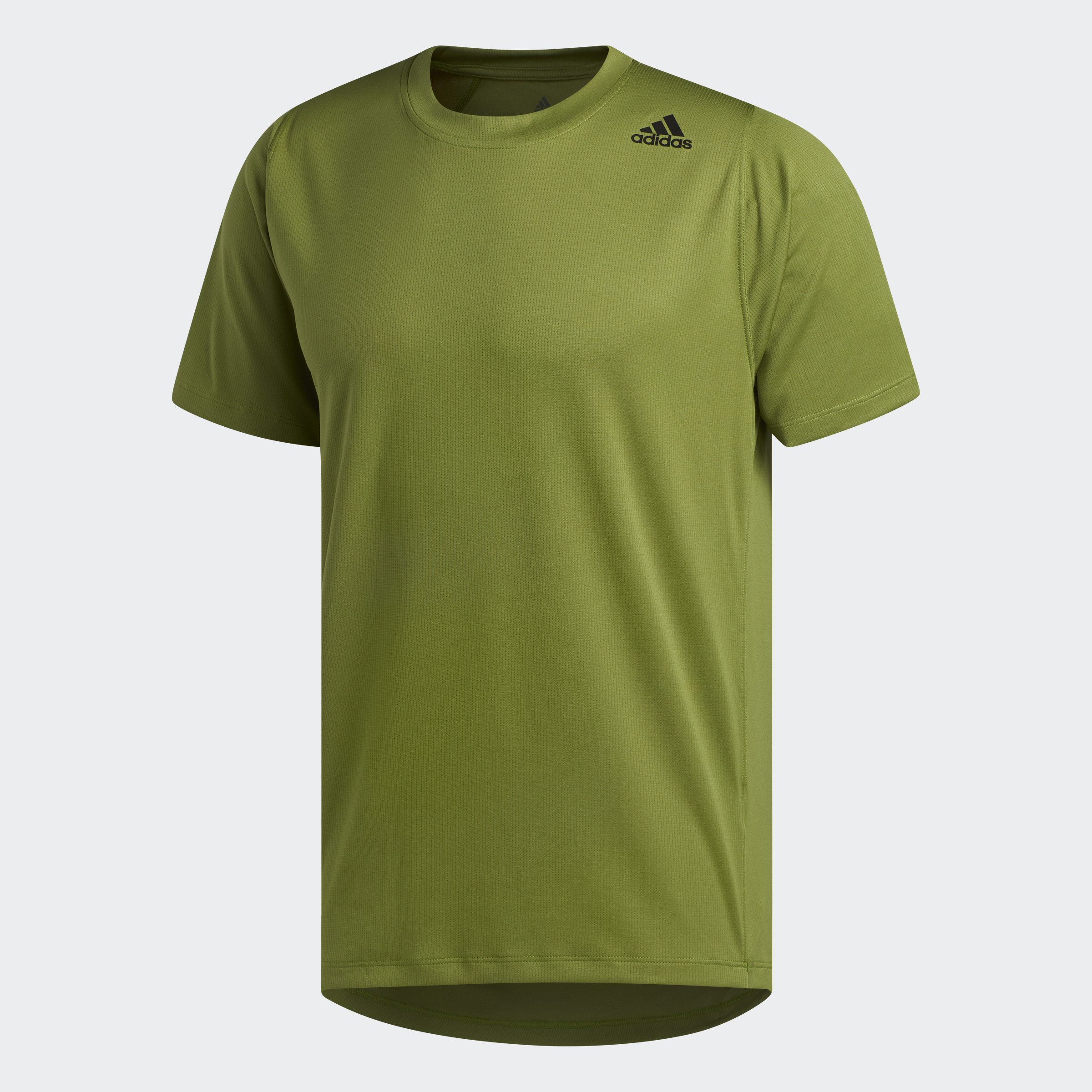 adidas-FreeLift-Sport-Fitted-3-Stripes-Tee-Men-039-s-Shirts miniature 60