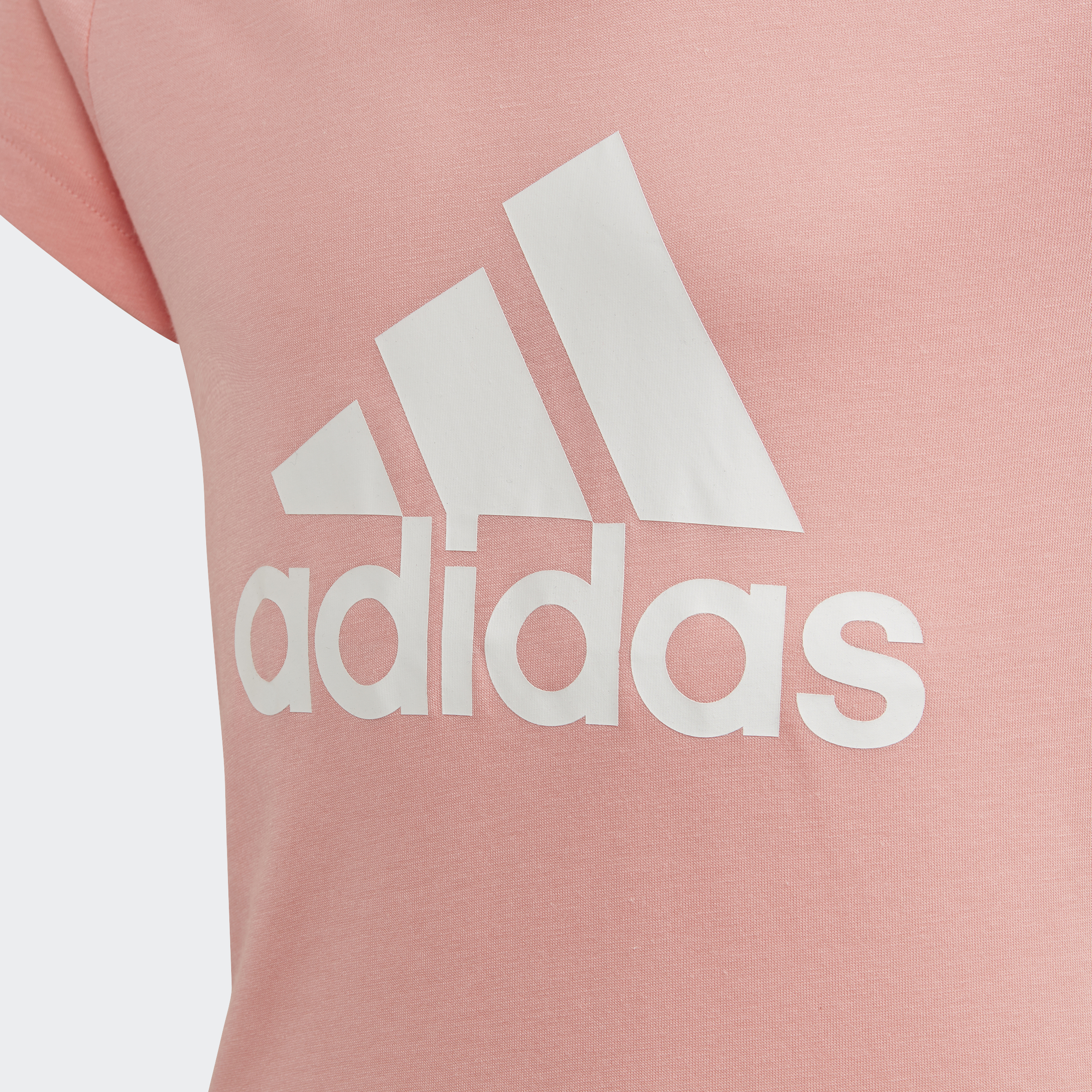 adidas-Must-Haves-Badge-of-Sport-Tee-Kids-039-Shirts thumbnail 15