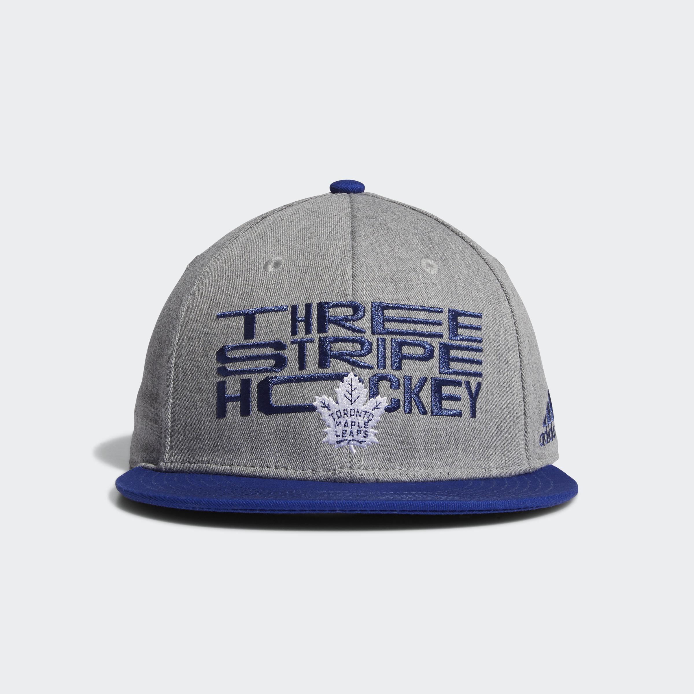 adidas-Vancouver-Canucks-Three-Stripe-Hockey-Snapback-Cap-Men-039-s-Hats thumbnail 14