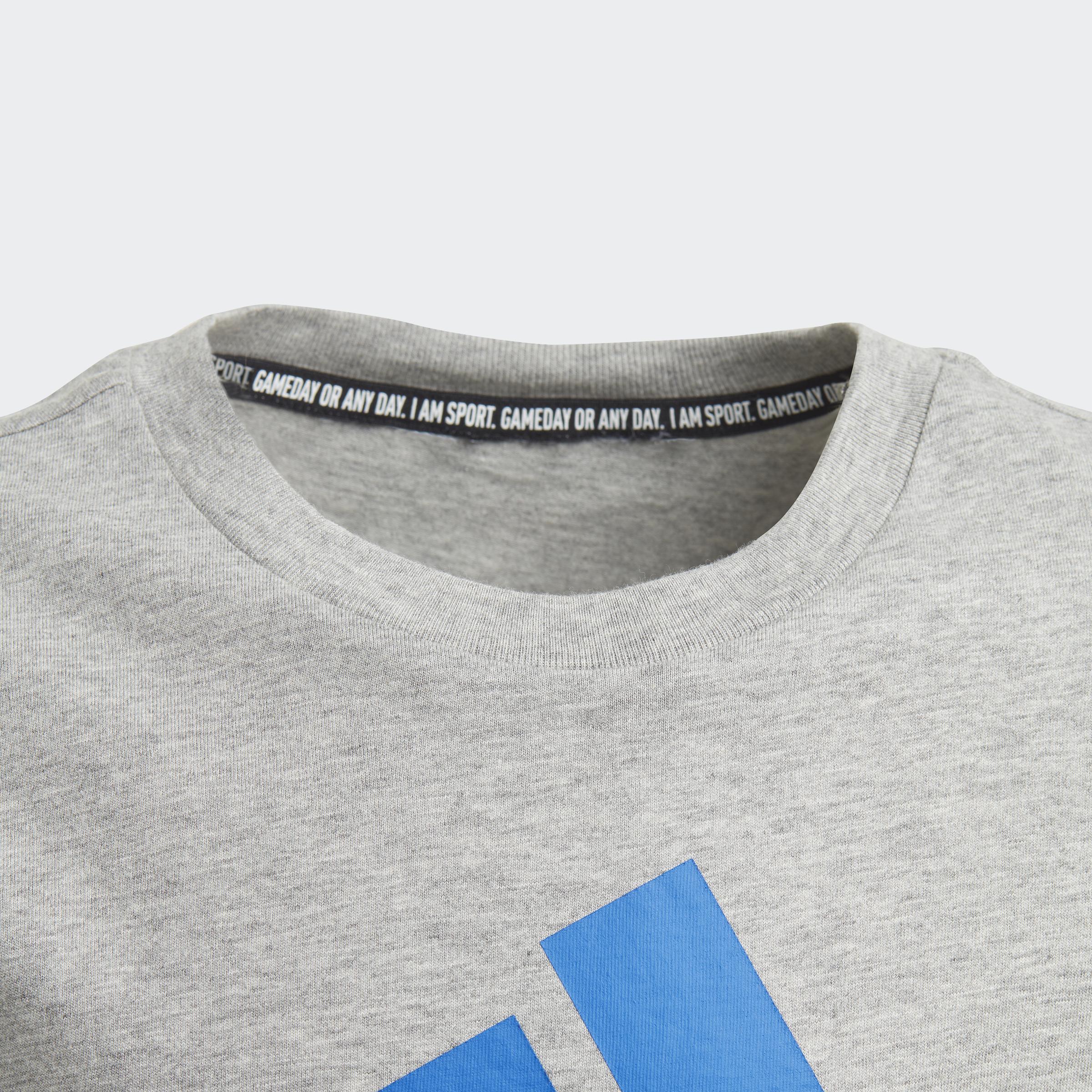 adidas-Must-Haves-Badge-of-Sport-Tee-Kids-039-Shirts thumbnail 27