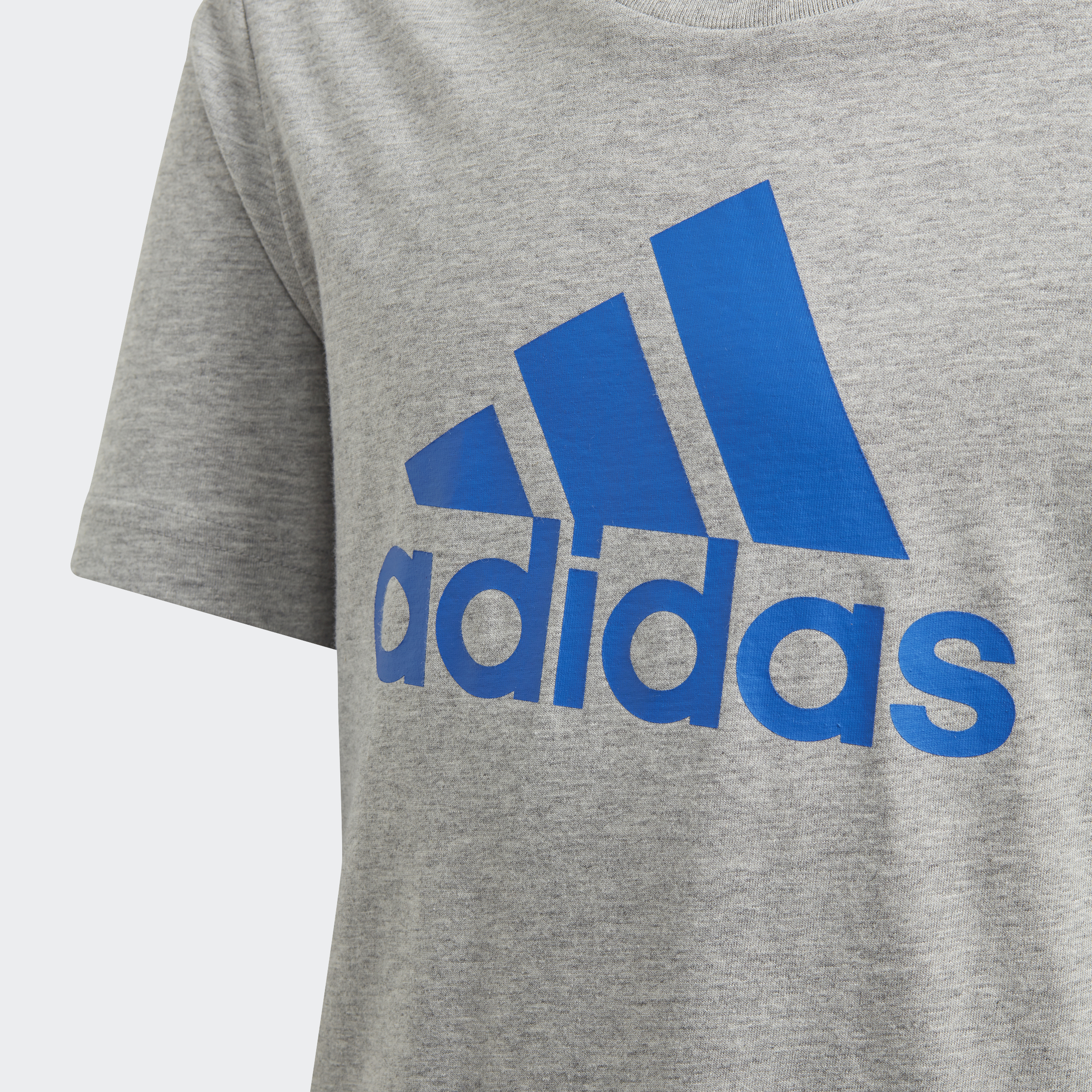 adidas-Must-Haves-Badge-of-Sport-Tee-Kids-039-Shirts thumbnail 28
